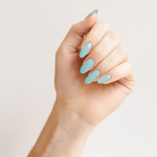 Гель-лак для ногтей Боттичелли - пример маникюра