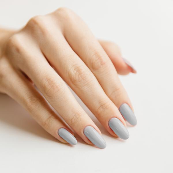 Лак для ногтей Гойя - пример маникюра