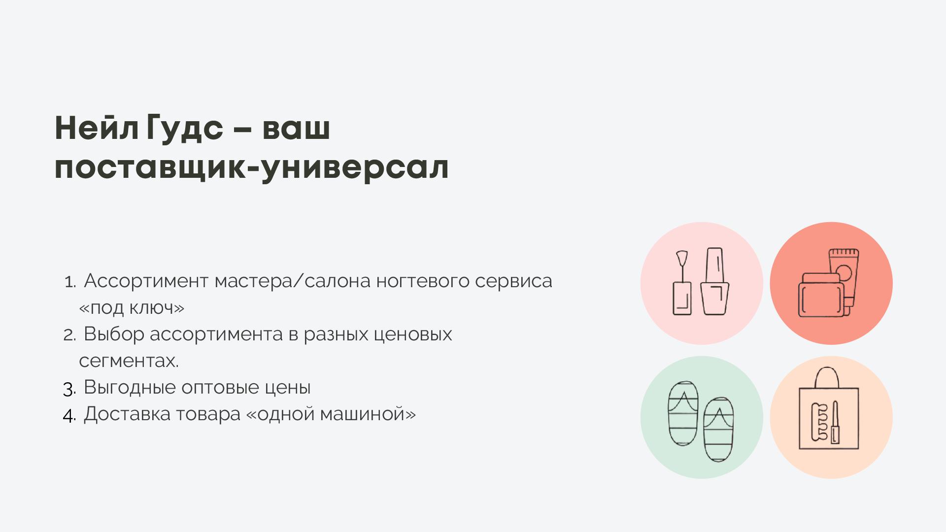 Информация о компании Nail Goods - 2